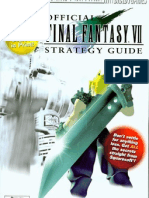 BradyGames - Final Fantasy VII