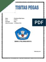 Laporan Pegas (13 Oktober 2012)Ranbebasa Bijak Buana