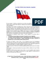 Palabra Profetica Para Chile- Chile Despierta de tu sueño de muerte