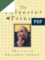 The Polyester Prince - The Rise of Dhirubhai Ambani - Hamish McDonald