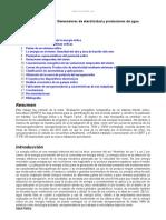 Aerogeneradores Generadores Electricidad y Productores Agua