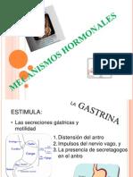 Expo....Mecanismos Hormonales
