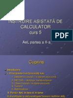 IAC curs 5