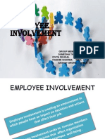 Employee Involvement Pptbb