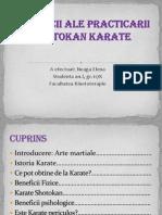 Beneficii Ale Practicarii Unei Arte Martiale