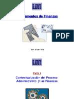 Finanzas Iute Unidad i