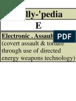 Rally-Pedia Flyers -Electronic Assault 2