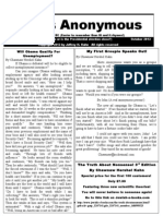 Idiots Anonymous Newsletter 34