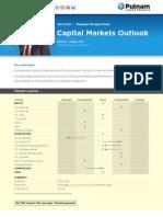 Putnam Capital Markets Outlook Q4 2012