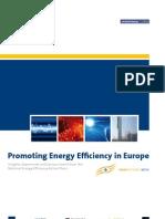 Promoting Energy Efficiency in Europe
