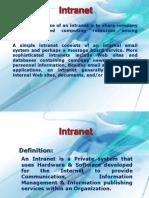 I.T Presentation 2003