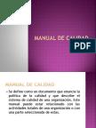MANUAL DE CALIDAD Unidad III versión 2