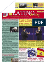El Latino de Hoy | The Only Weekly Hispanic Newspaper of Oregon | 10-17-2012