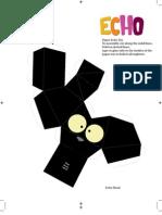 Echo Paper Toy
