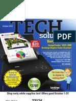 October 2012 Tech Solutions