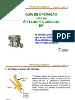 HP Guia de Operação