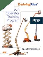 JLG 2005 - Operator Guide