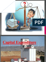 Capital, Revenue and Deffered Revenue