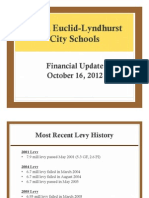 Financial report of South Euclid-Lyndhurst Schools
