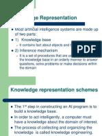 5 Knowledge Representation