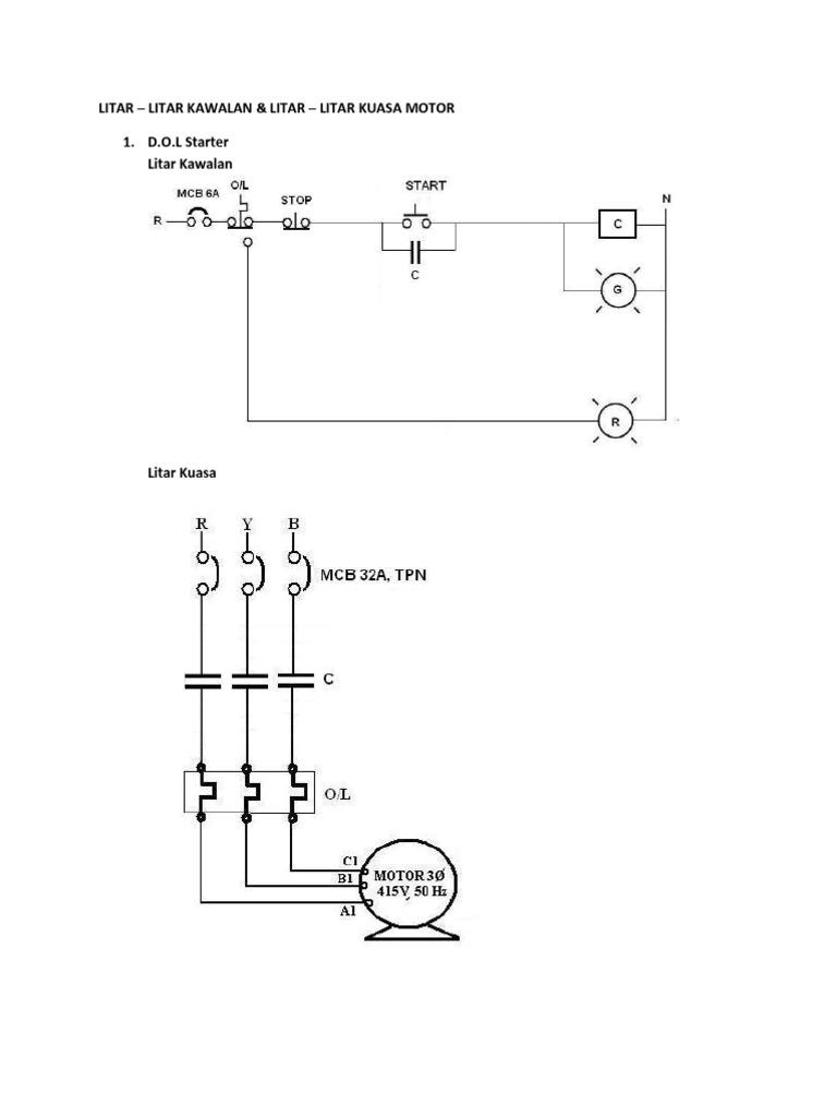 Litar litar kawalan motor asfbconference2016 Gallery