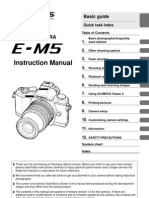 E-5 Instruction Manual En