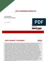 Verizon 2q12 Earnings Release Slides[1]