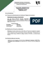 #EducaciónUCV Minuta Consejo Escuela de Educación 1479. 17.10.12 #UCV