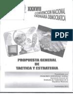 Practica y Estrategia 2012