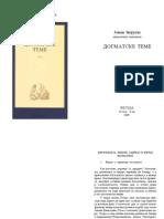 Jovan Zizjulas - Dogmatske Teme