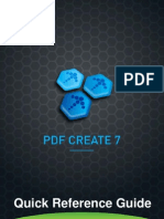 PDFCreate QRG Eng