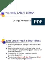 Sintesis Vitamin A