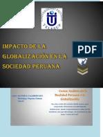 Monografía - Impacto de la Globalización en la Sociedad Peruana