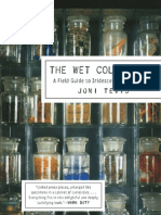The Wet Collection | A Field Guide to Iridescence and Memory by Joni Tevis