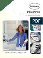 Cablemaster CM - Brochure (Dutch)