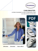 Cablemaster CM - Brochure (French)
