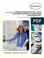Cablemaster CM - Brochure (Italian)