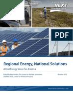 Regional Energy, National Solutions