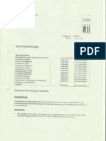 Informationsvorlage Ordnung & Sauberkeit Dresden