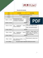Programa La Junta Perú