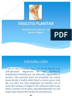 Fascitis Plantar Oficial PDF