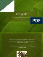 Cha Verde 10razoes