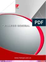 Catalogo General HIDROJET