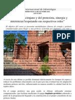 Curso Int. de Odontología - Fundación San Rafael