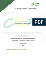 Cuestionario Sistemas Operativos y Redes Internet