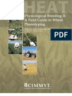 Physiological breeding II