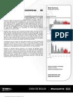 Perspectivas Económicas de México año 2012