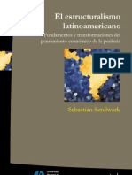 El estructuralismo Latinoamericano - Sebastián Sztulwark (2005)