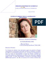 Justice Et Liberte Pour La Sociologue Pinar Selek
