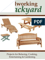 66819150 Woodworking for the Backyard